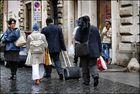 « Turisti a Roma »