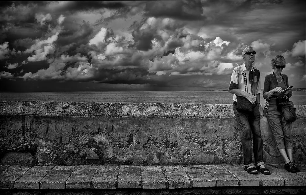 """""""Turisti"""" di Aldo Cicellyn"""