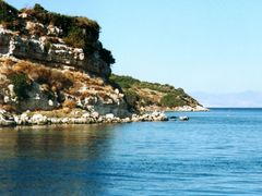 Turkei-Izmir-Urla, Seagulf Island