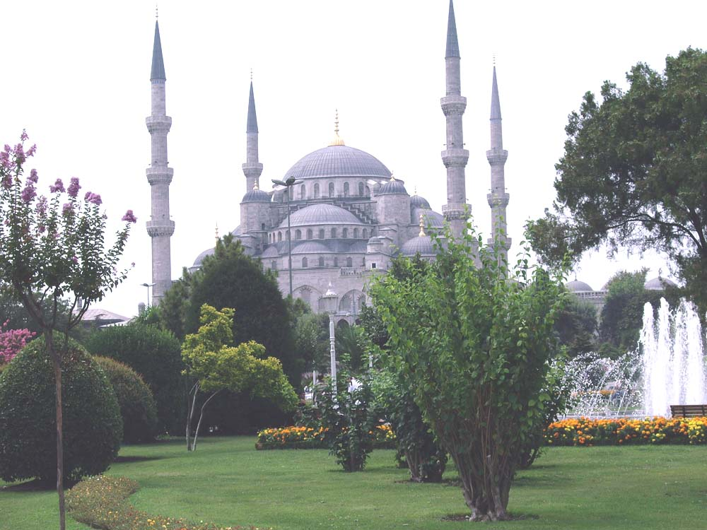 Turkey: The Blue Mosque