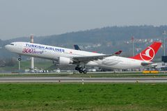 Turkish Airlines Airbus A330-300 TC-LNC