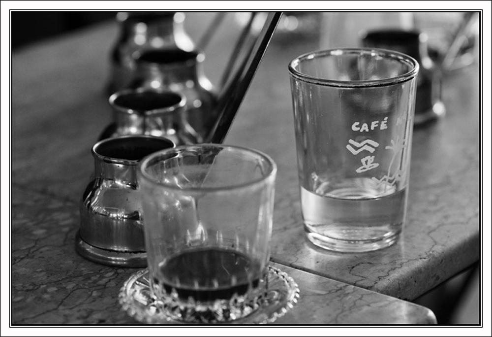 Turkish coffee in Wien
