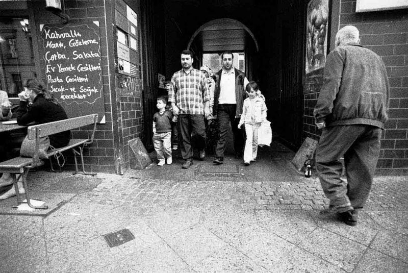 turkish family - Berlin