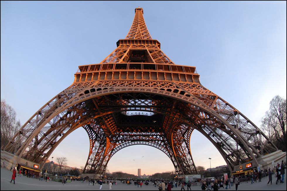 Turm In Paris