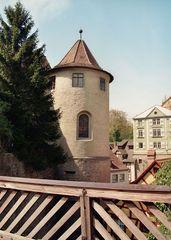Turm am Meersburg