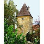 Turm an unteren Stadtmauer