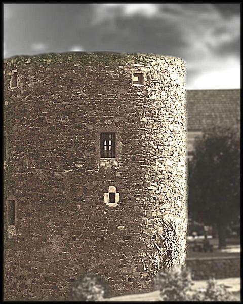Turm aus der Römerzeit