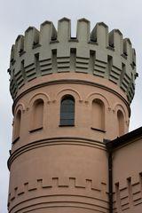 Turm des Jagdschlosses Granitz auf Rügen
