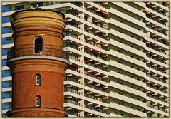 Turm gegen Turm