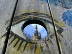 Turm im Auge