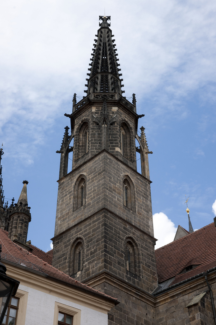 Turm im Dom zu Meißen