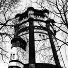 Turm im Geäst