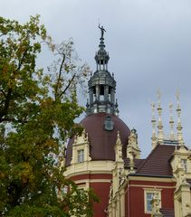 Turm Schloss Muskau
