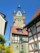 Turm und Aussichtspunkt von Bad Wimpfen