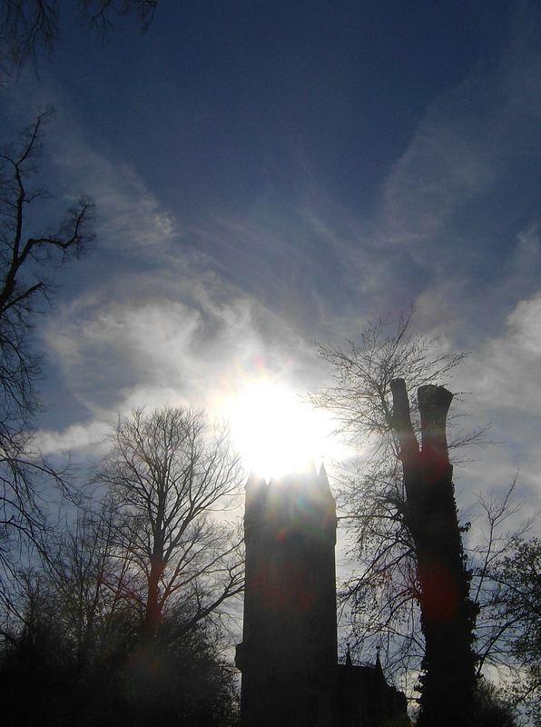 Turmengel zu Babelsberg1 04/07
