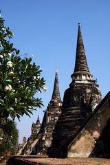Turmreihe im Tempelbezirk