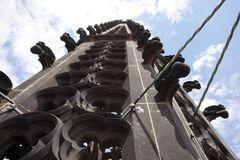 Turmspitze im Dom zu Meißen