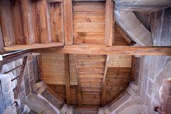 Turmtreppe im Dom zu Meißen