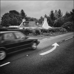 turn left.
