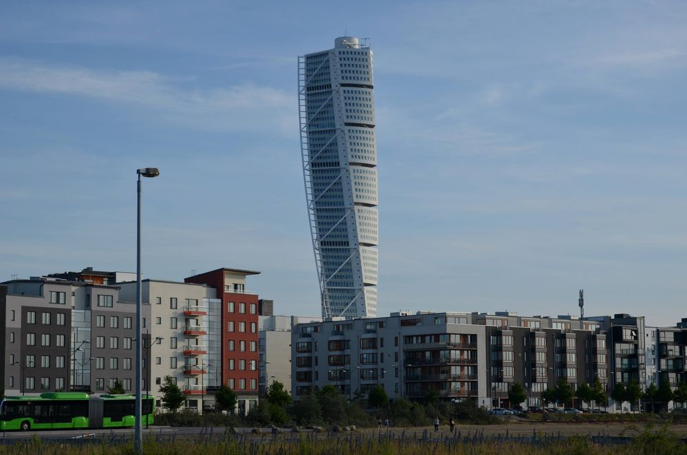 Turning Torso Malmö ...