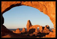 Turret Arch im North Window