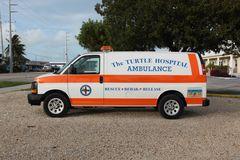 Turtle Hospital vor Key west