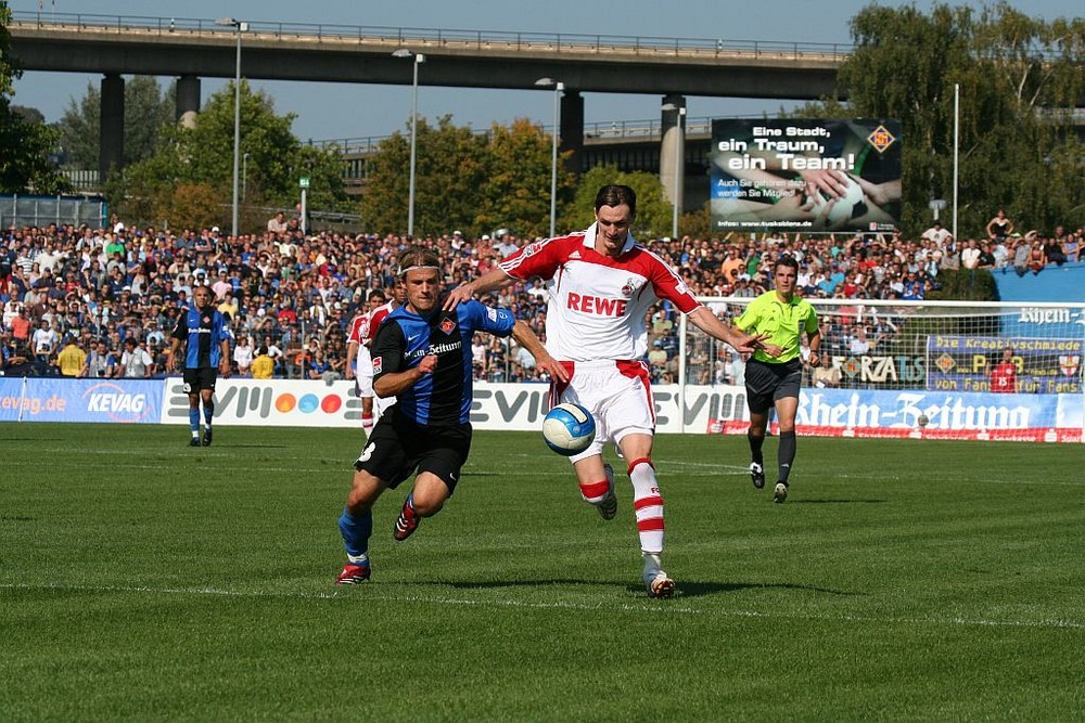 TuS Koblenz - 1. FC Köln