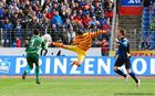 TuS Koblenz gegen SC Paderborn 07