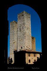 Tuscan Twin Towers