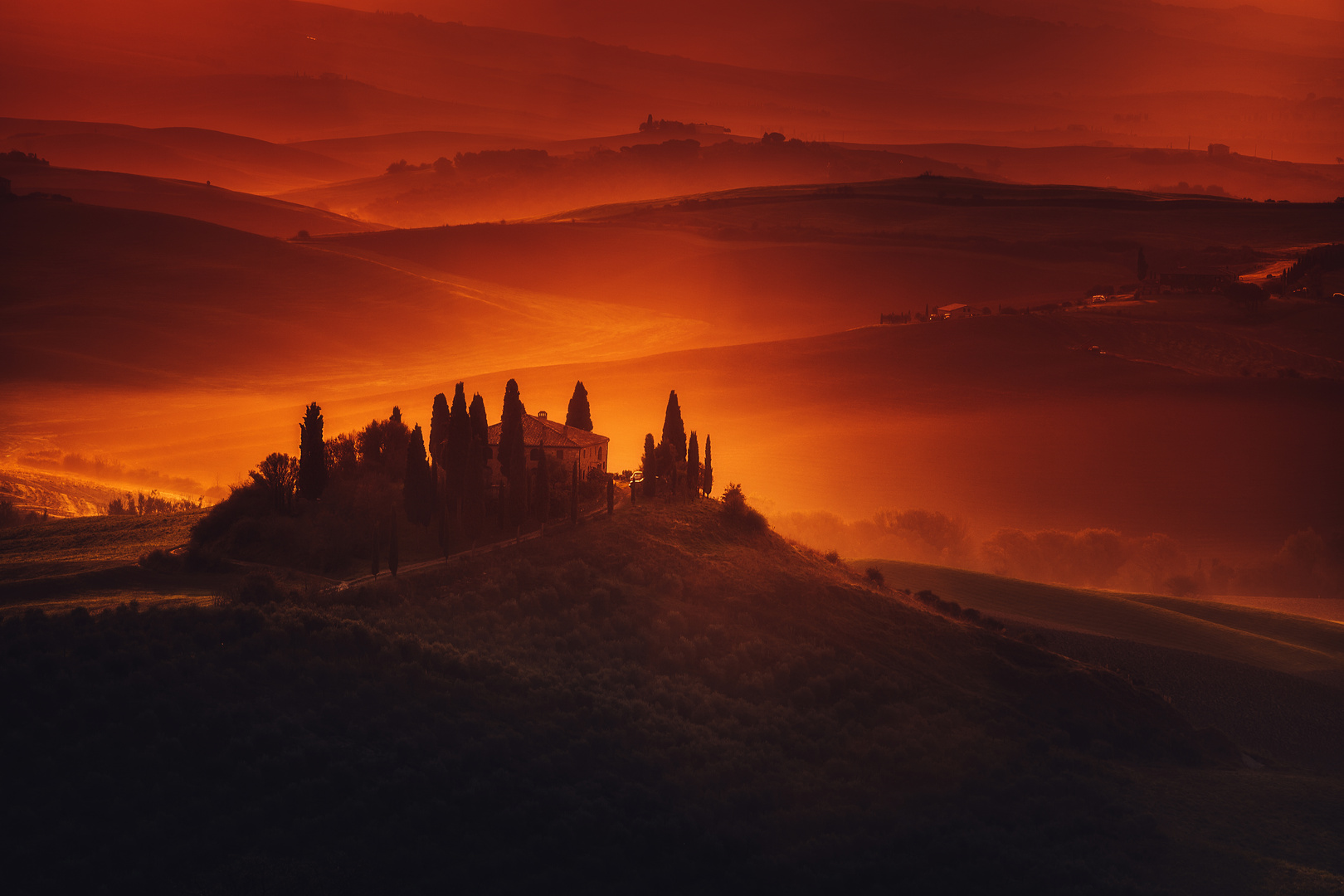 tuscany glow