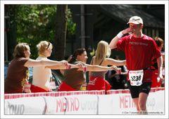 Tut mir ja leid, aber die ganzen Marathon-Knipsereien wollen unbedingt raus