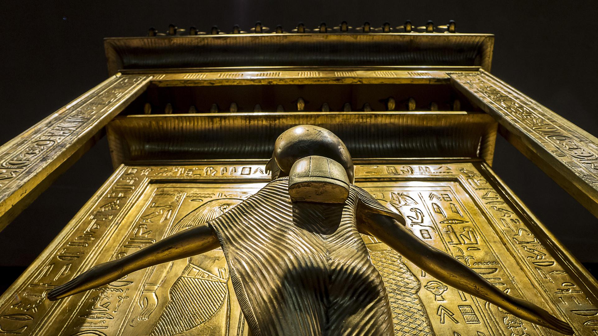 Tutanchamun - Kanopenschrein