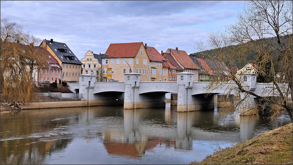 Tuttlingen - An der Donaubrücke