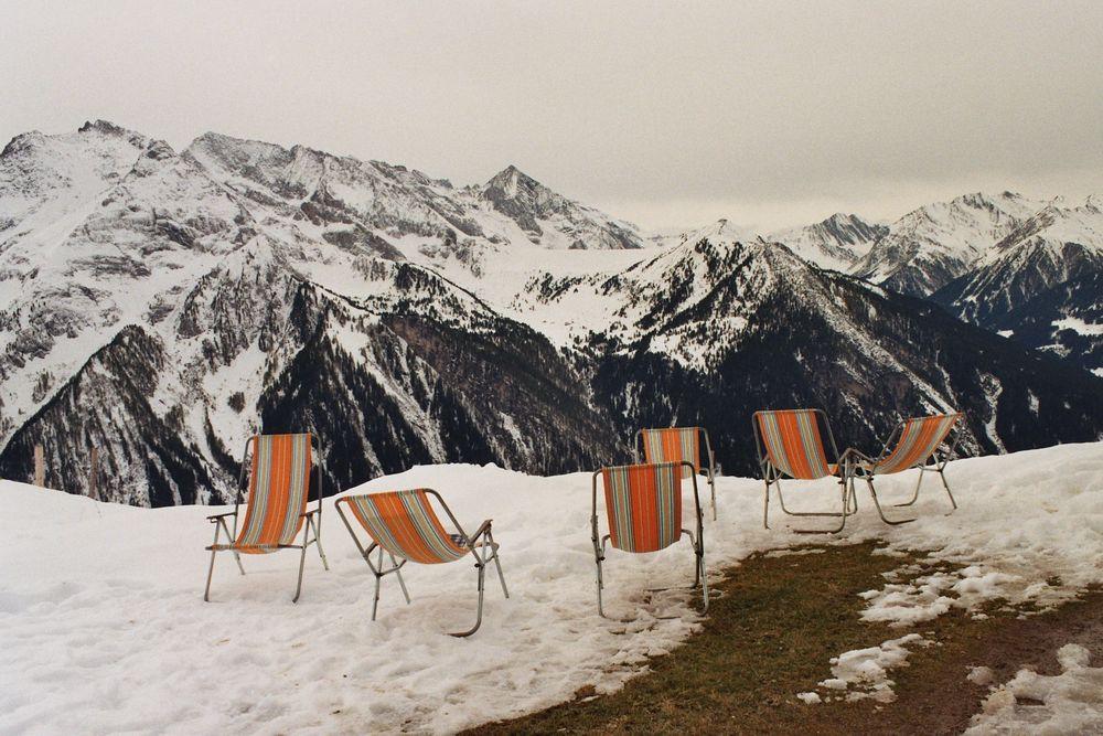 Tuxer Alpenpanorama