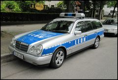 TV Police CAR