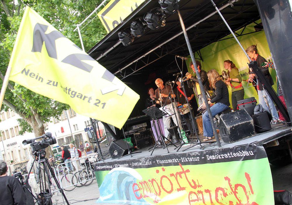 TV-TIPP: MoDEMO Stuttgart K21 die ELF juni15