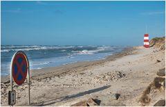 Tversted Strand Richtung Norden