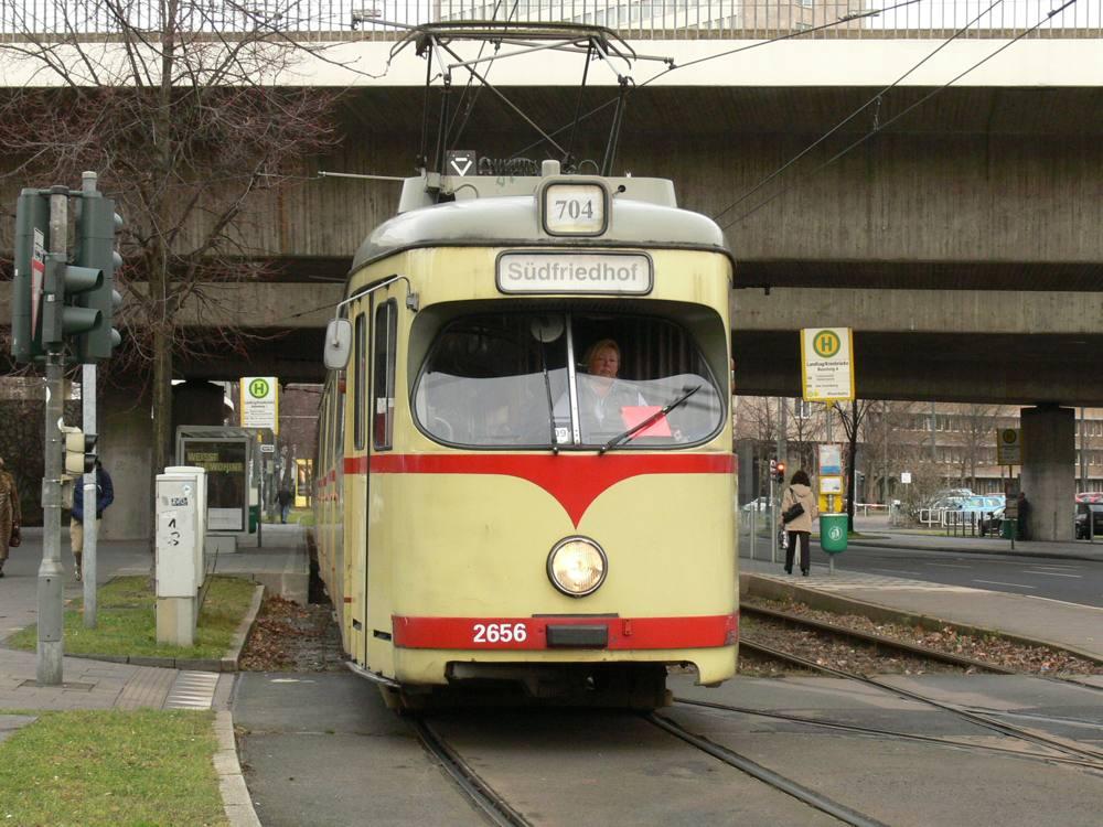 Tw 2656 Rheinbahn