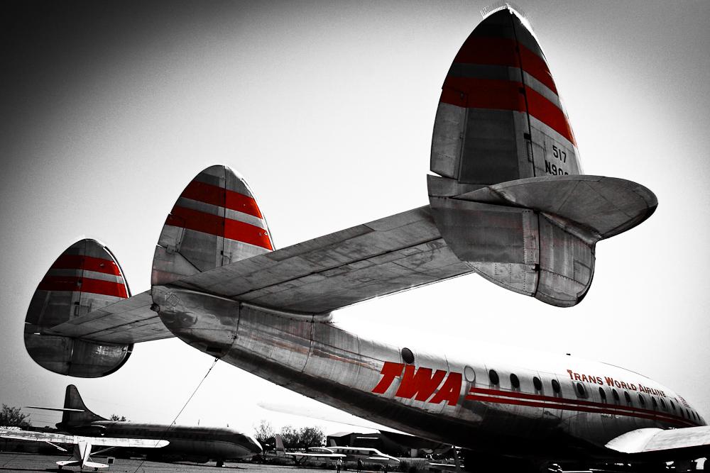 TWA-Connie