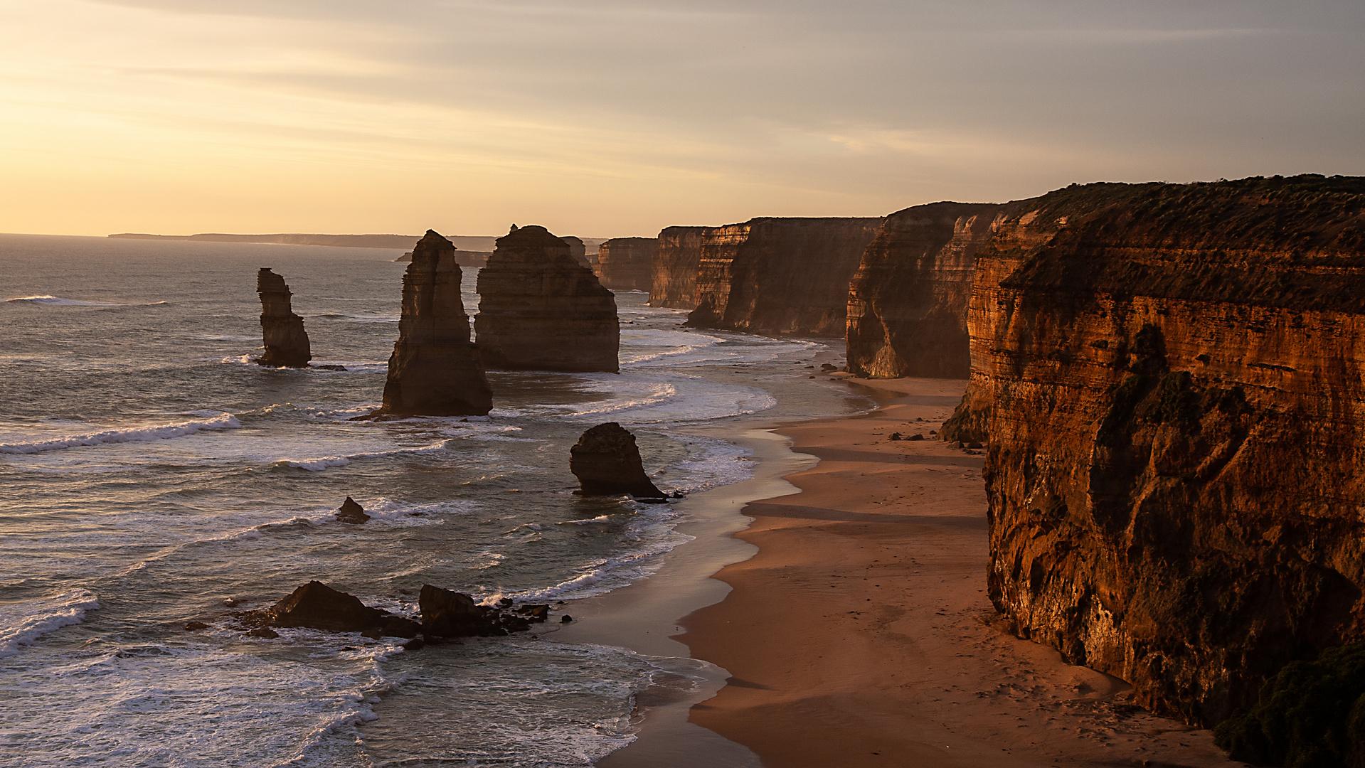 Twelve Apostles, Port Campbell, Australien