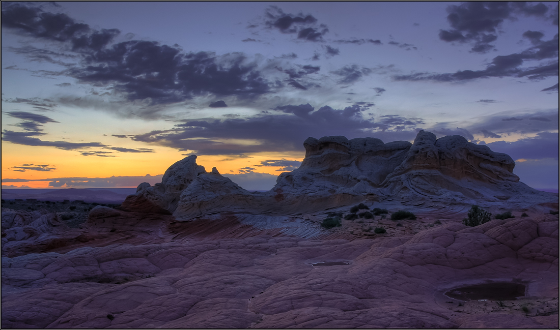 Twilight Butte