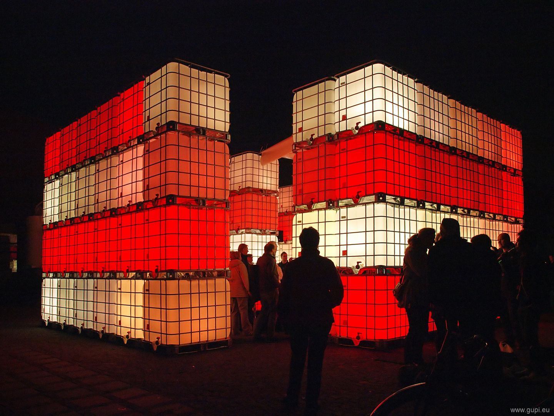 Twilight Zone - Internationale Lichtkunst an der Ruhr