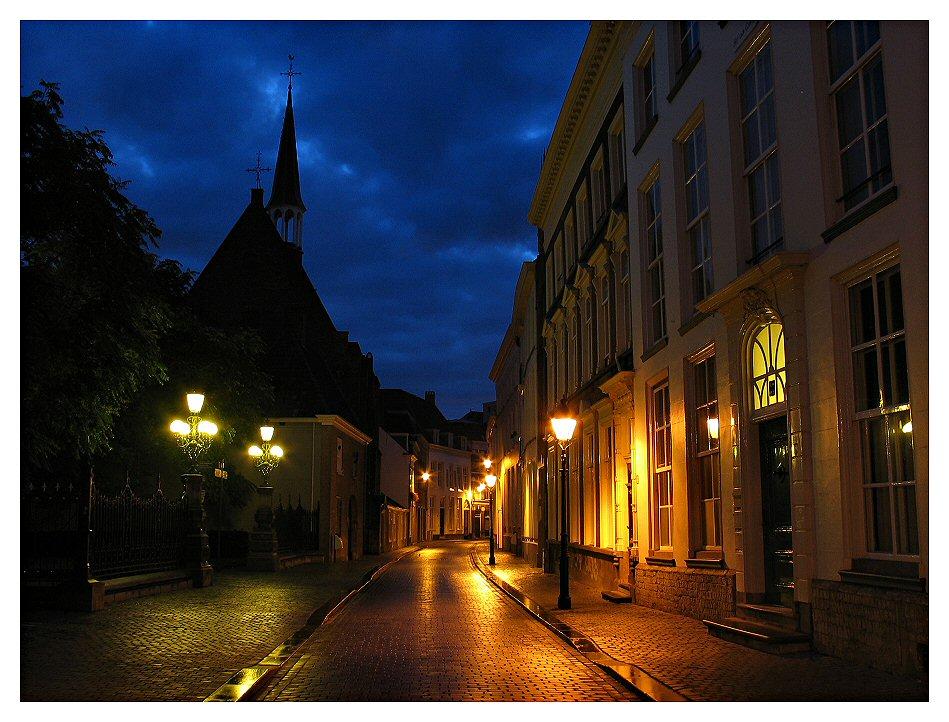 Twilight zone (Old town of Breda)