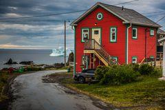 Twillingate, das rote Haus                               DSC_3459