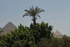 Twin Peaks Of Egypt