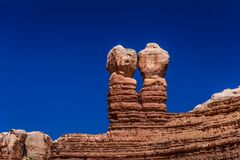 Twin Rocks, Bluff, Utah, USA