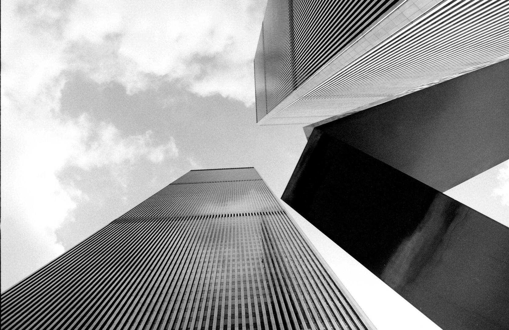 Twin Tower NY