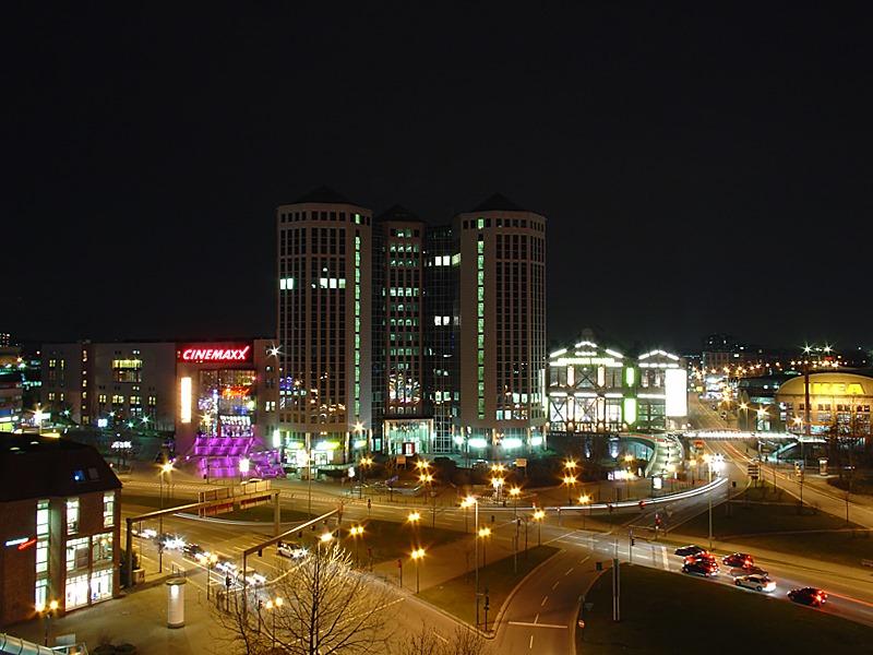 twin towers Essen
