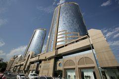 Twin-Towers in Dubai