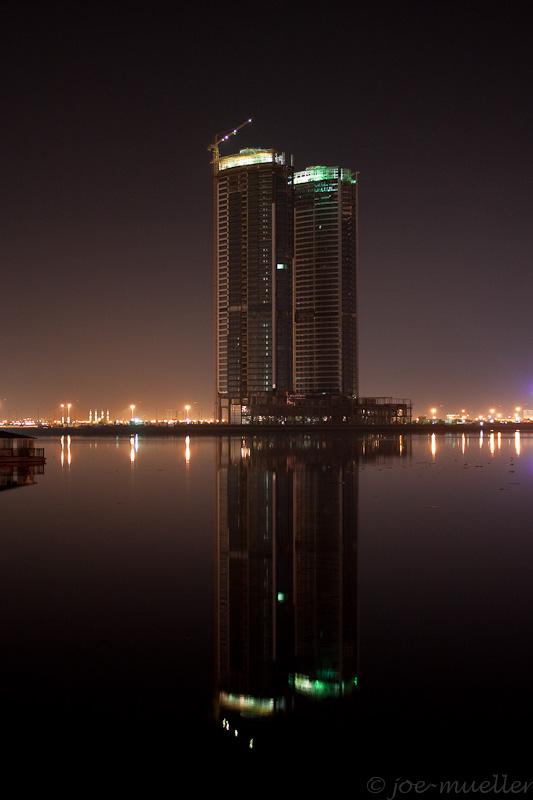 Twin-Towers in RAK